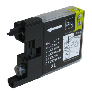 Komp. Tintenpatrone für Brother LC-1220/LC-1240 | black