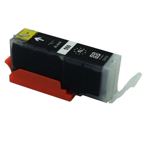 Komp. Tintenpatrone für Canon PGI-550 | black | mit Chip
