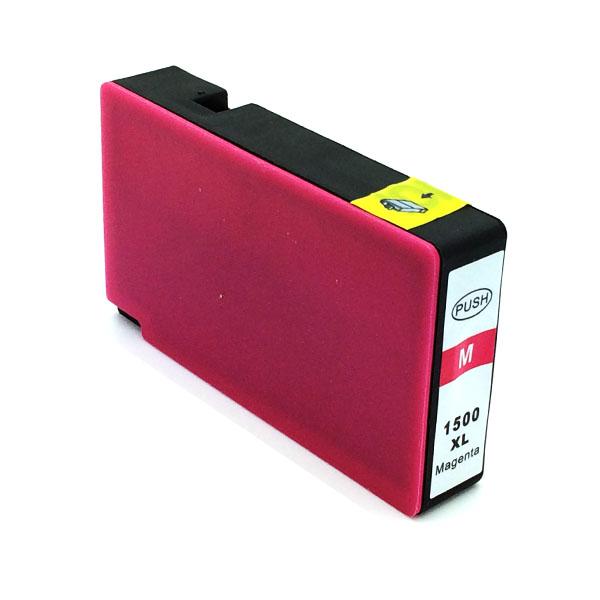 Komp. Tintenpatrone für Canon PGI-1500 | magenta | mit Chip