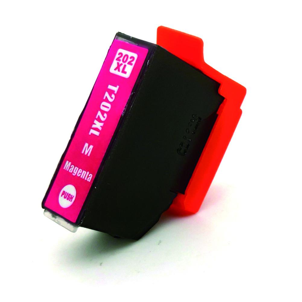 Komp. Tintenpatrone für Epson 202 | magenta