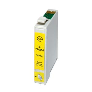 Komp. Tintenpatrone für Epson T1284 | yellow