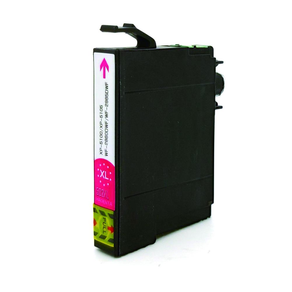 Komp. Tintenpatrone für Epson 502 | magenta