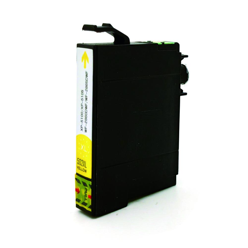 Komp. Tintenpatrone für Epson 502 | yellow