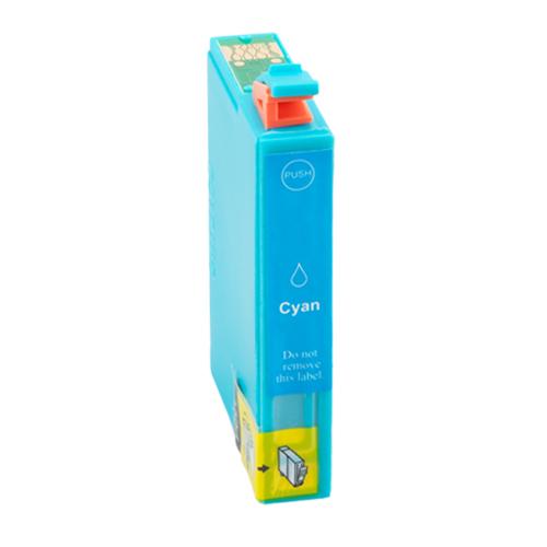 Komp. Tintenpatrone für Epson T1812 | cyan
