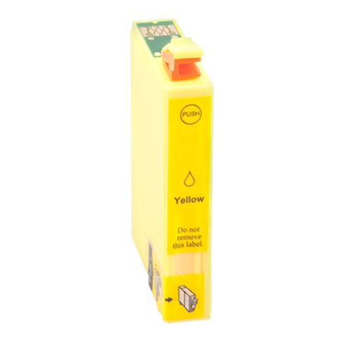 Komp. Tintenpatrone für Epson T1814 | yellow