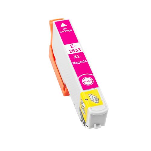 Komp. Tintenpatrone für Epson T2633 | magenta