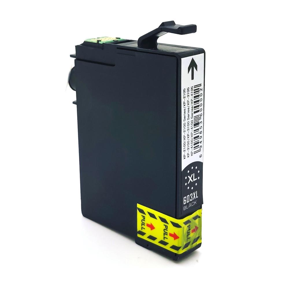 Komp. Tintenpatrone für Epson 603 | black