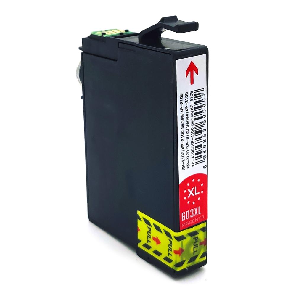 Komp. Tintenpatrone für Epson 603 | magenta