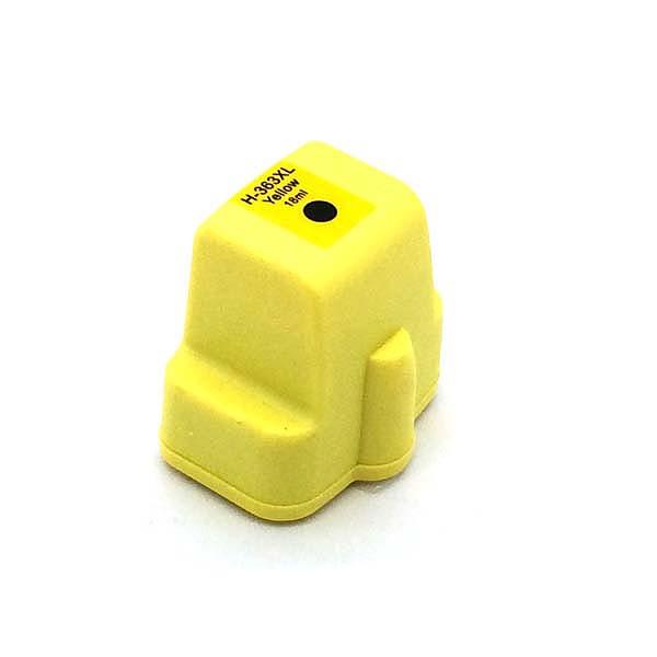 Komp. Tintenpatrone für HP Nr. 363 | C8773EE | yellow (XXL)