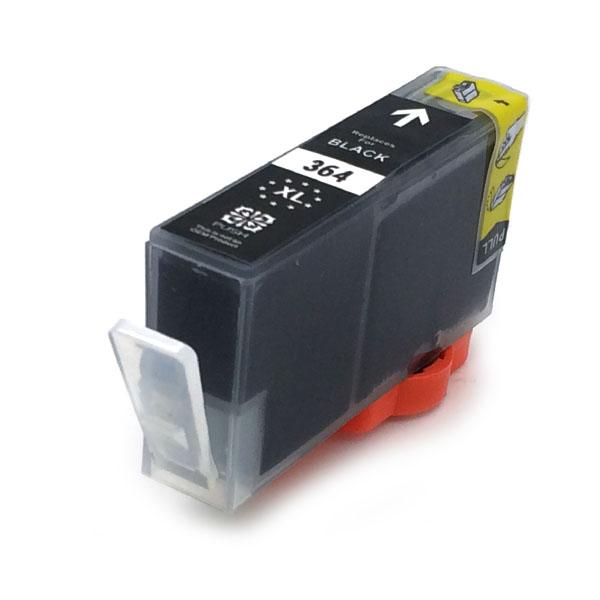 Komp. Tintenpatrone für HP Nr. 364 | CN684EE | black (XL) | mit Chip