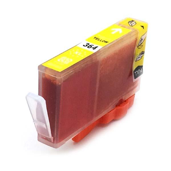 Komp. Tintenpatrone für HP Nr. 364 | CB325EE | yellow (XL) | mit Chip