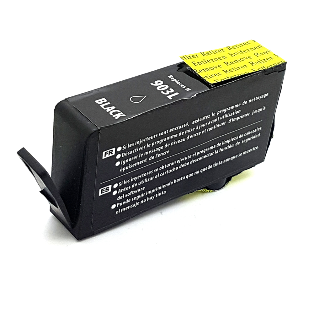 Komp. Tintenpatrone für HP Nr. 903 | T6M15AE | black (XL) | mit Chip