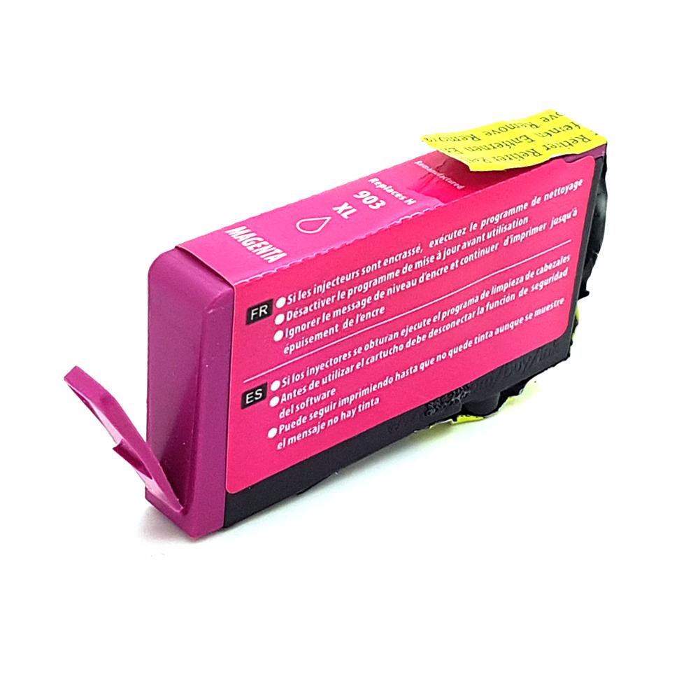 Komp. Tintenpatrone für HP Nr. 903 | T6M07AE | magenta (XL) | mit Chip