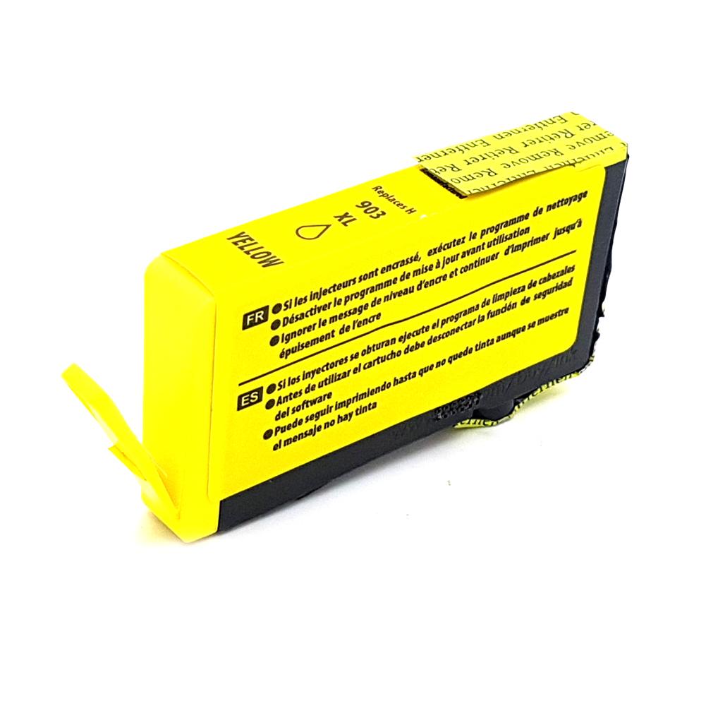 Komp. Tintenpatrone für HP Nr. 903 | T6M11AE | yellow (XL) | mit Chip