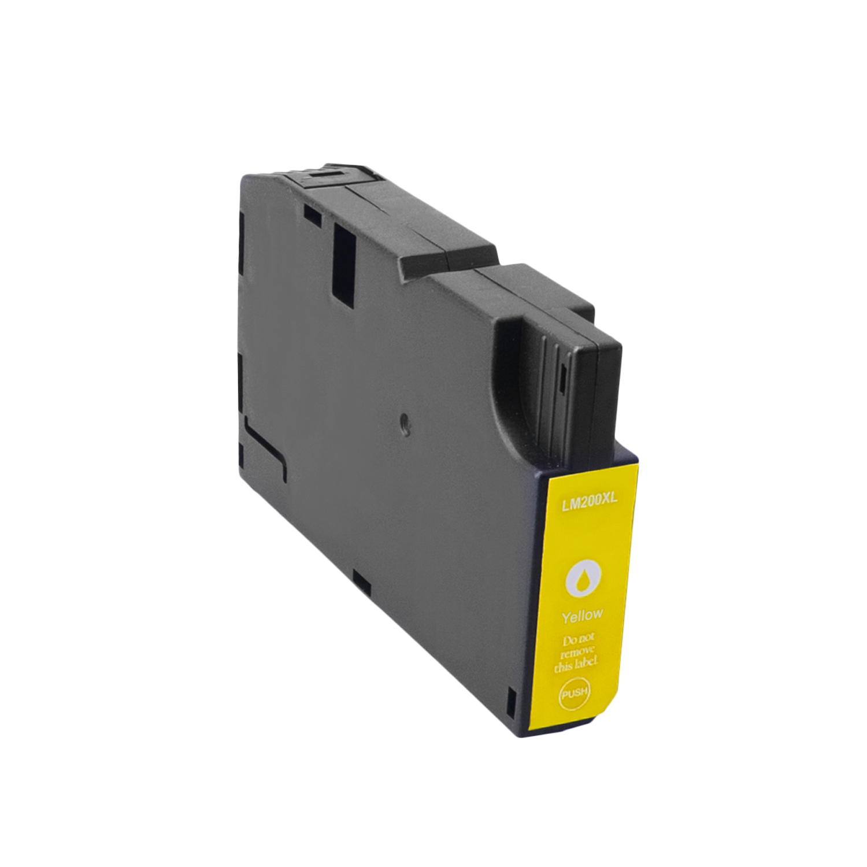 Komp. Tintenpatrone für Lexmark Nr. 200/210 | 14L0200 | yellow