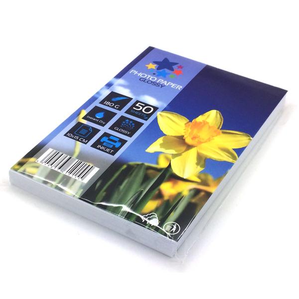 Foto-Cards 10x15cm | hochglänzend | 180g | 50 Blatt