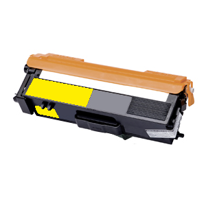 Toner XL kompatibel zu Brother TN-320/325 | yellow | 3.500 Seiten