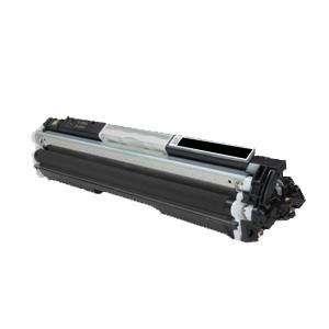 Toner XL kompatibel zu HP CE310A | black | 1.200 Seiten