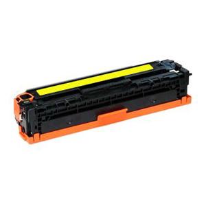 Toner XL kompatibel zu HP CB542A | yellow | 1.400 Seiten