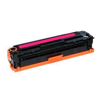 Toner XL kompatibel zu HP CB543A | magenta | 1.400 Seiten