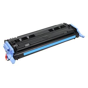 Toner XL kompatibel zu HP Q6001A | cyan | 2.500 Seiten