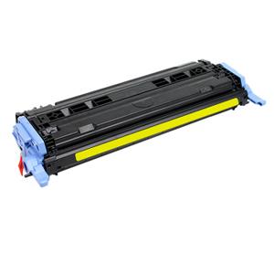 Toner XL kompatibel zu HP Q6002A | yellow | 2.500 Seiten