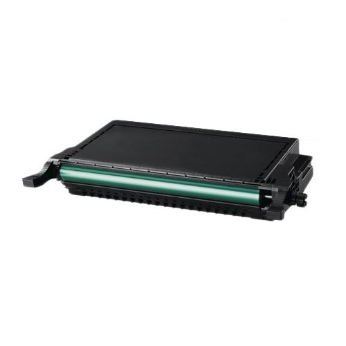 Toner XXL kompatibel zu Samsung CLP-K660B / CLP-610/660 | black | 5.500 Seiten