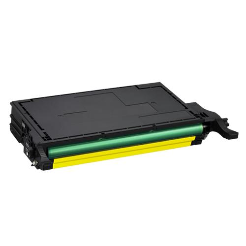 Toner XXL kompatibel zu Samsung CLT-Y5082L / CLP-620 | yellow | 4.000 Seiten